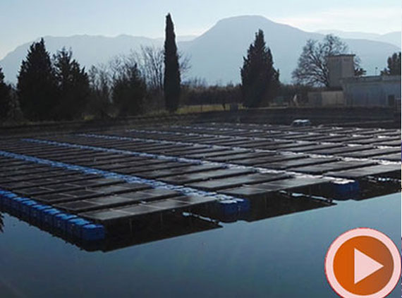 floating pv system videos